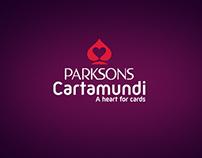 Website design for Parksons