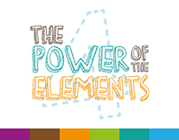 Power of Elements Card Game