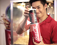 Coke Zero Challenge - Tasting is Believing