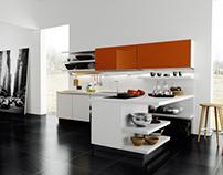 InDada kitchen