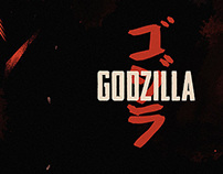 Godzilla / Movie Poster