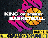 King of Street Basketball 2013 (MY)