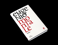 'Eugenio Montale's Poems' book cover