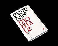 'Eugenio Montale's Poems' book cover