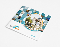 Touristalia Travel Agency | Catalog Design