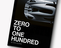 Koenigsegg - Zero to one hundred in ten years