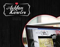 YKM Aşktan Kareler Facebook Uygulaması