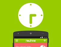 Routine: App Design