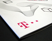 Brochure design / T-System