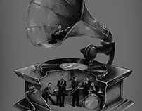 Magic Gramophone