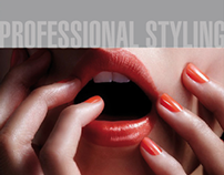 Webdesign Homepage Hair & Make Up Artist