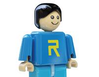 Personaje Rasti