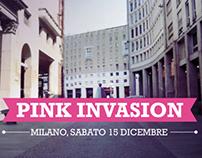 La Gazzetta dello Sport \ #PinkInvasion