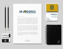 SR Logistics | Brand Identity, Logo Design