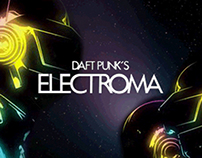 Banners Daft Punk