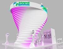 Qatalum booth