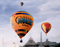6th International Putrajaya Hot Air Balloon Fiesta