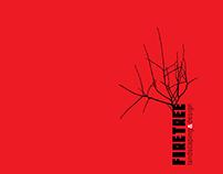Firetree logo design