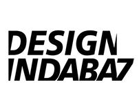 Design Indaba 7 - logo design