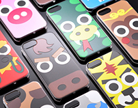 The Chinese 12 Zodiac iPhone 5 Case Collection