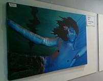 GCSE art project