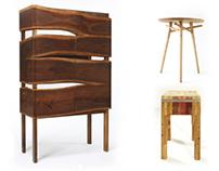 Design & Layout of Mueble Rústico