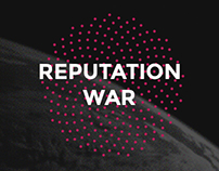 Reputation War - Poster and program