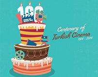 Berlin Film Fest. 2014 // Designs for Turkish Cinema