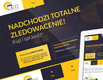 TruckLED OnePage