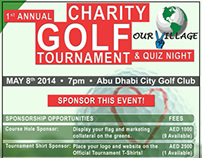 Our Village Charity Fundraiser