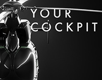 YOUR COCKPIT FLIGHT SIMULATOR
