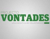Projecto VONTADES