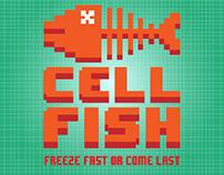 CELLFISH - Mobile game