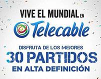 El mundial por Telecable