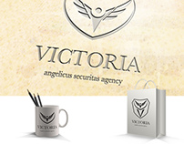 Life Insurance Agency - Angel Logo
