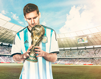 Messi Brazil 2014 (2)