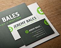 Jeremy Bales Identity