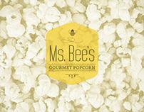Ms. Bee's Gourmet Popcorn