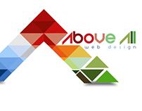 Above All Web Design Logo