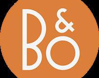 20sec Pub Spots for B&O products [School Project]