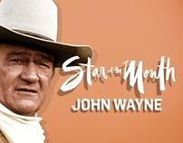 TCM Star of the Month: John Wayne