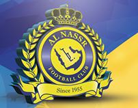 AlNassr Fc Saudi  نادي النصر السعودي
