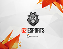 G2 Esports - Web graphics, infographics, social media
