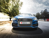 Audi S3 & A7rII test