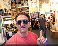 Casey Neistat Studio Tour