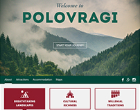 Polovragi - landing page (WIP)