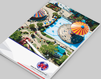 Jabal Al Khaleej - Brochure Design