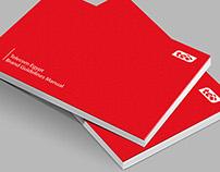 Telecom Egypt brand manual