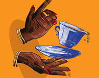 Spilling Tea (on Women's Month)