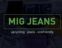 PPT | Planejamento de campanha MIG Jeans